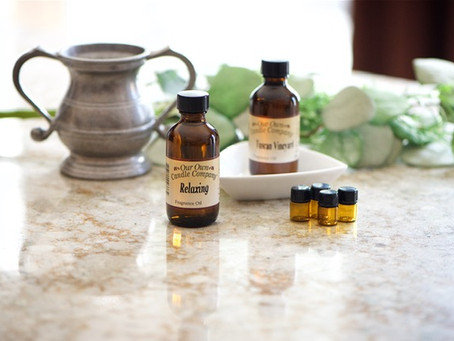 Fragrance Oils For Your Warmer