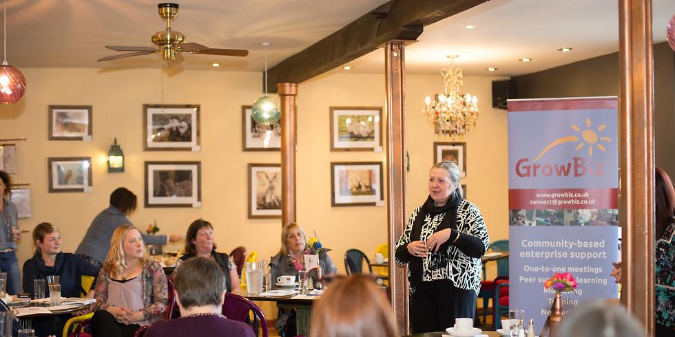 Women's Enterprise Network Meeting, All Networks