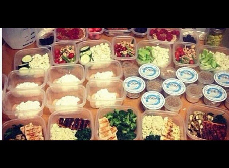 Meal Prep Day!