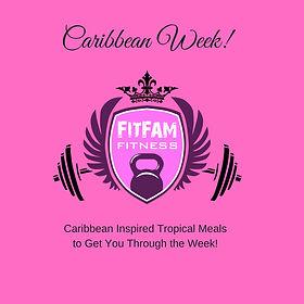 caribbean meals