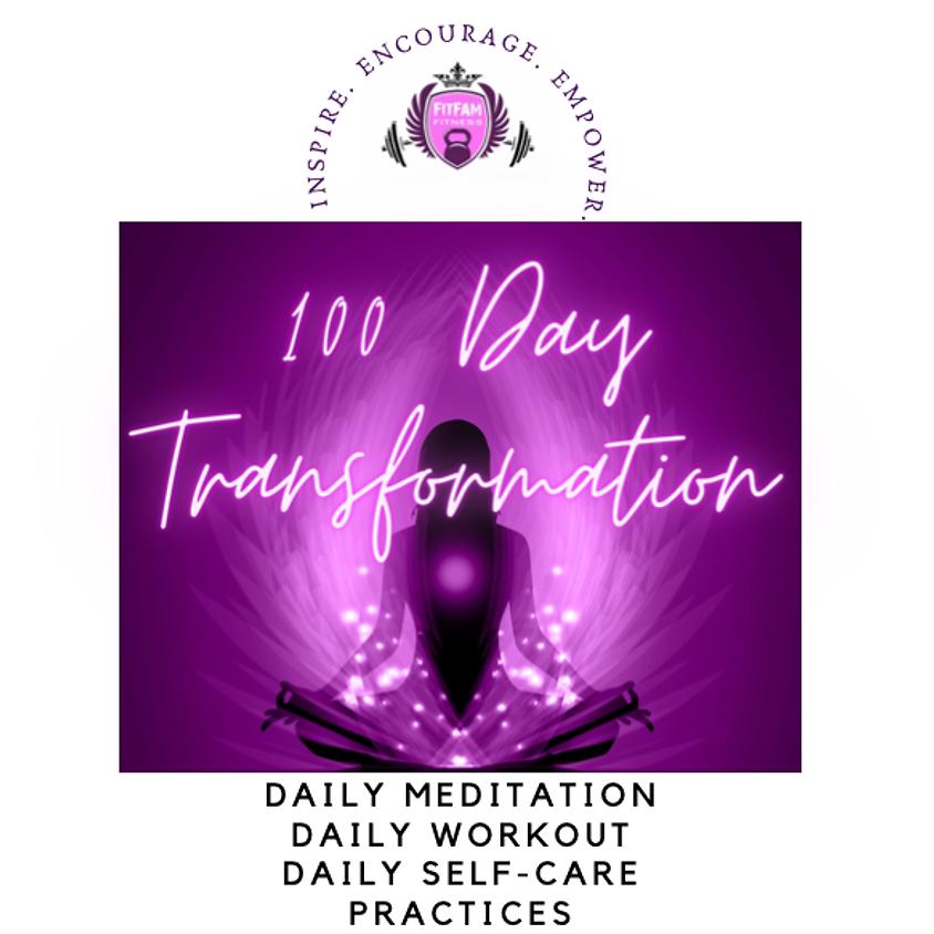 ReNewYOU! The 100-Day Mind, Body & Soul Transformation Challenge