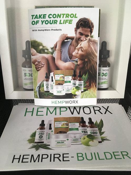 Hempworx CBD oil 7-Day Trial