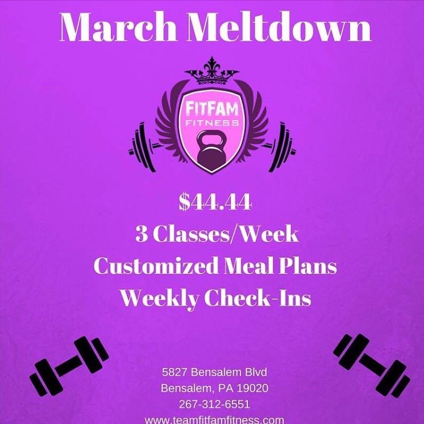 March Meltdown