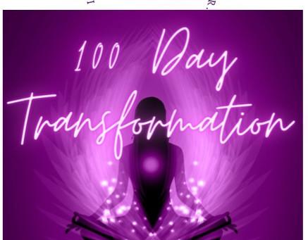 100 Days -100 Dollars