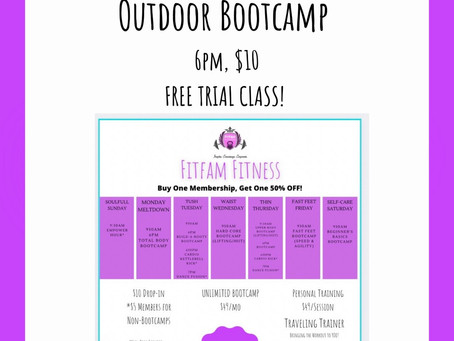 Free trial class!