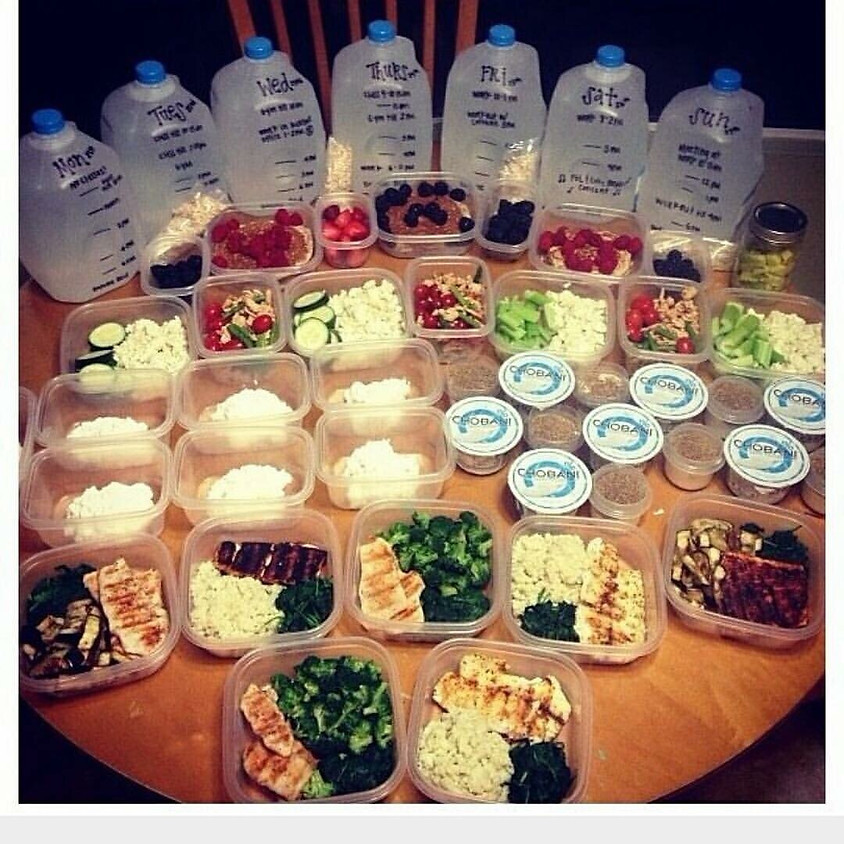 Meal Prep and Nutrtion Class