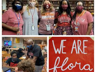 AC Flora's Virtual College Application Day 2021