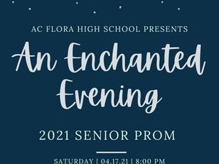 Senior Prom Details