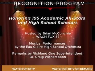 Academic All-Stars Recognition Program