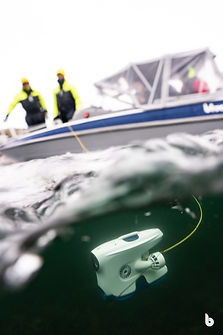 Search and Rescue - underwater recovery
