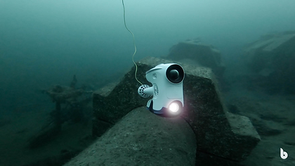 V2 Subsea | Pipe Inspection | Blueye Pro