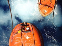 Offshore Project Lifeboat Testing