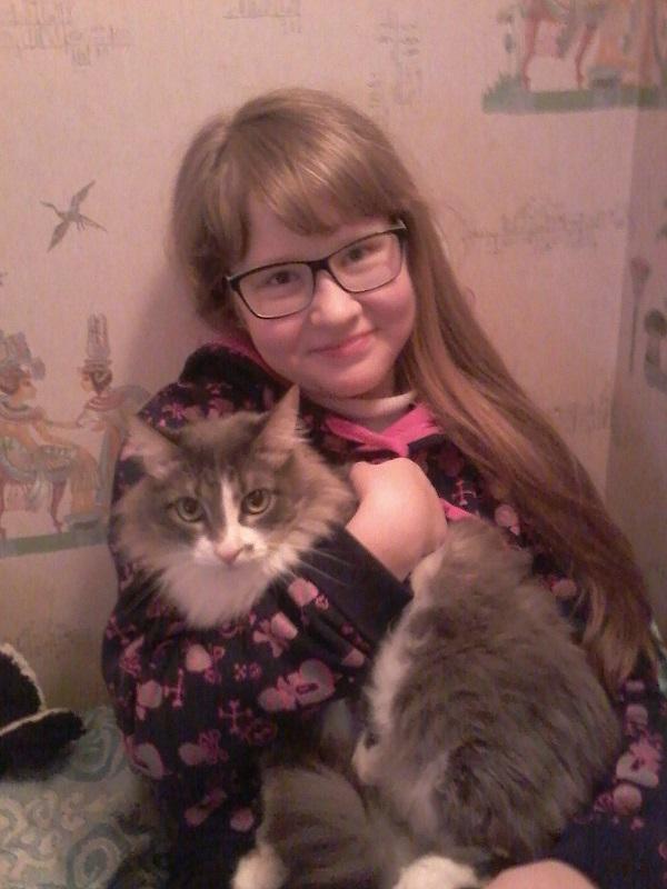 Виолетта и Томас