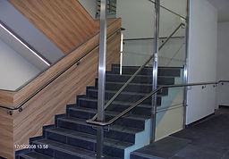 Metallbau - Stahl - Heim - Glas - Fenster - Feuerschutz