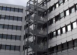 Stahlbau - Heim - Reilingen - Geländer - Balkone - Hallen - Treppen
