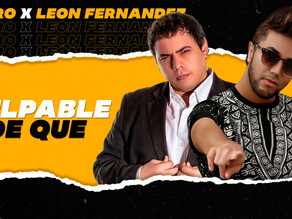 Fedro and León Fernández launched a new single available on all digital platform