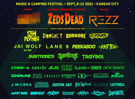 Announcing the Dancefestopia 2021 Lineup