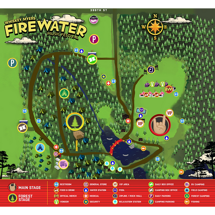 Firewater Music Festival
