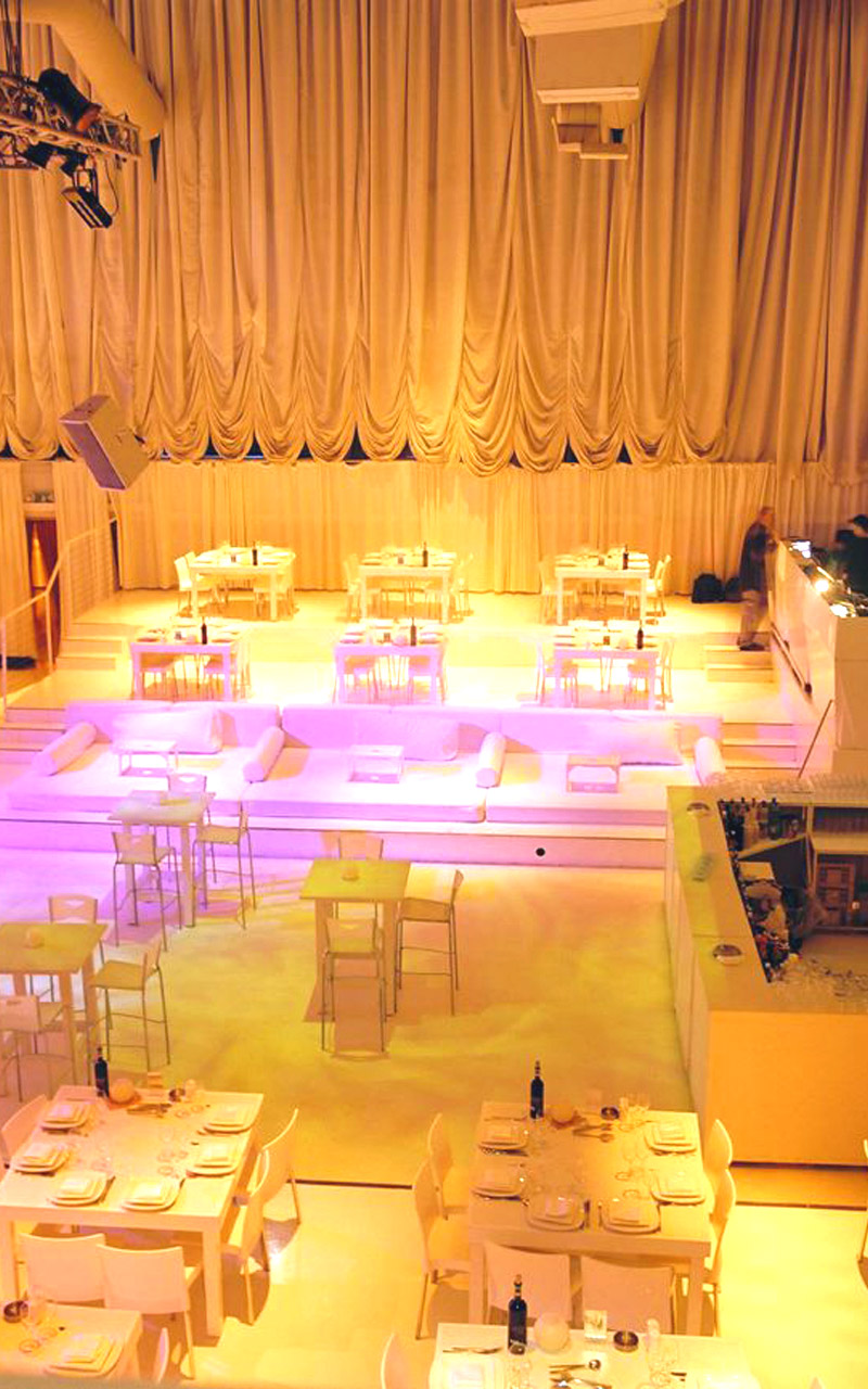 White Wedding Hall