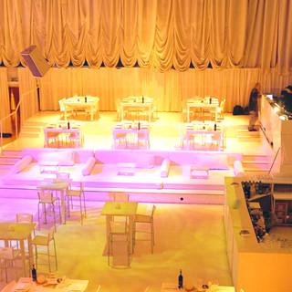 White Wedding Salão