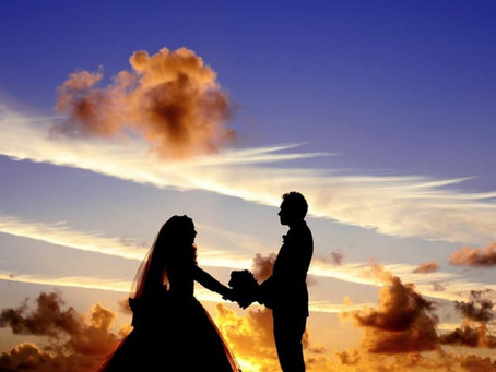 A Sunrise Wedding