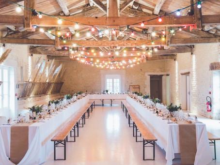 Part II: Large Weddings