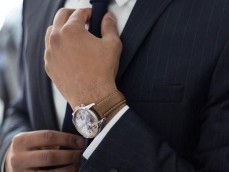Tuxedo versus Suit – The Groom's Attire