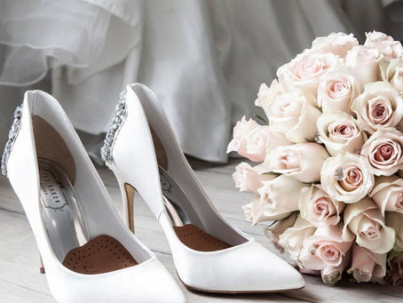 The Perfect Bridal Shoes
