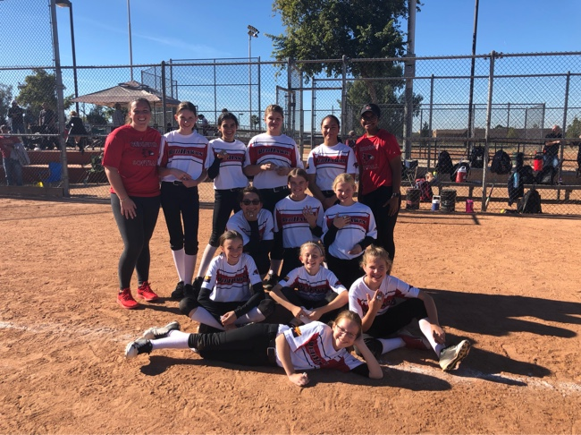 12u Dominates in Local Tournament