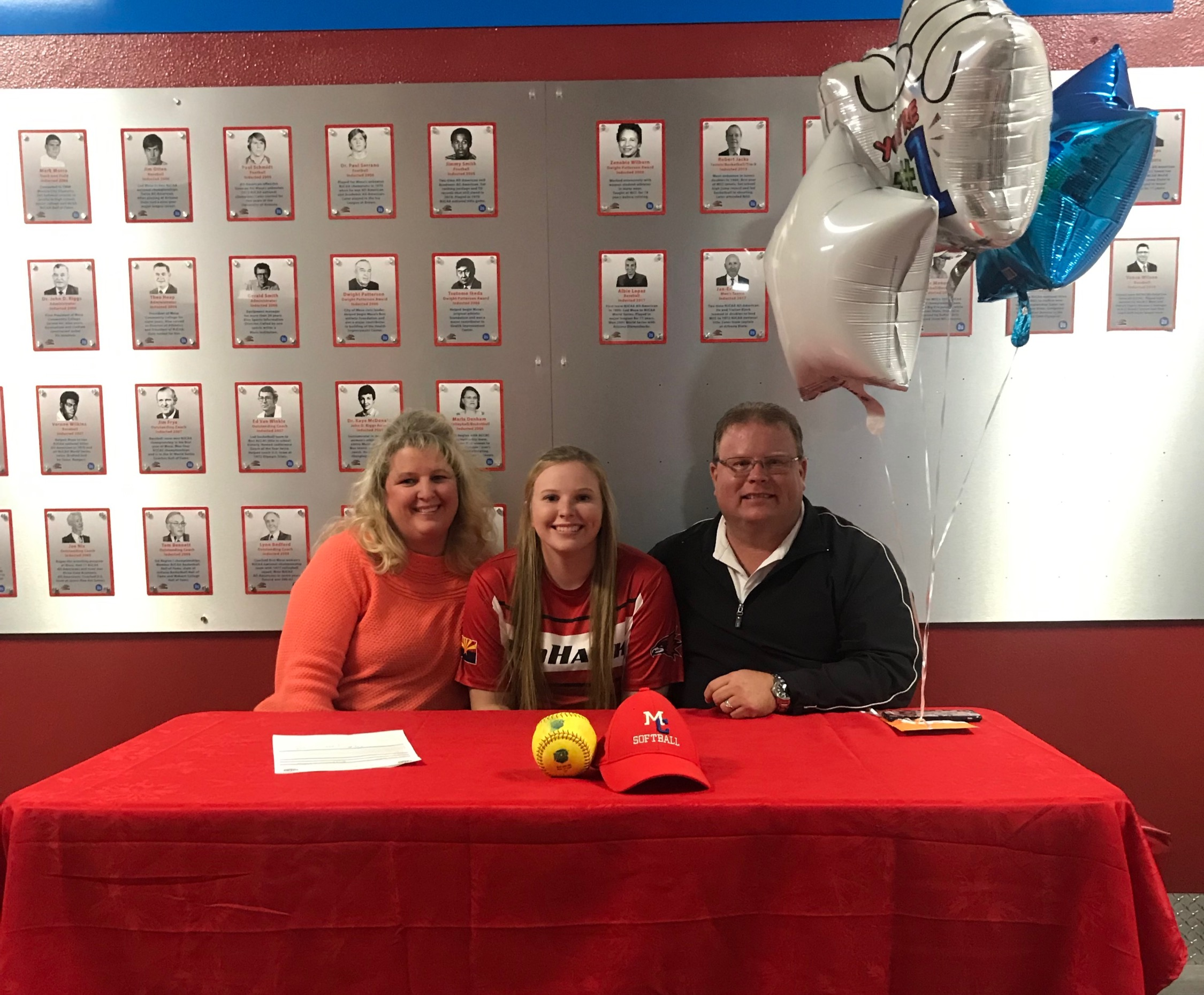 Hailey Misner signs to play at MCC