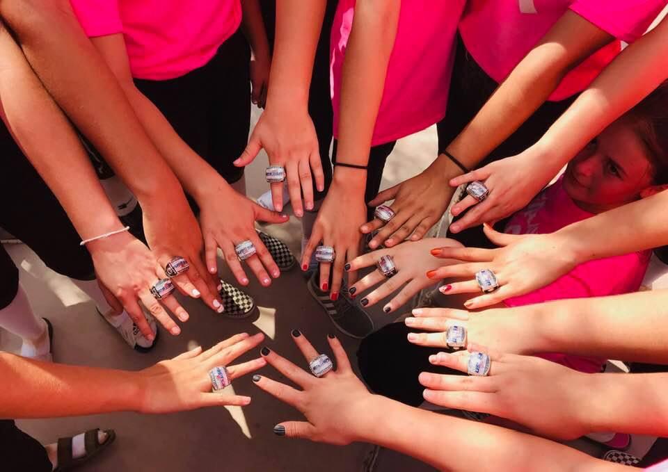 14u USSSA Champions