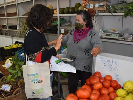 VICENTINA continua a apostar na divulgação para apoiar agricultores a escoar produção