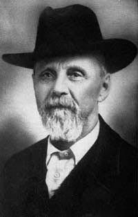 ANDREW TAYLOR STILL, fondateur de l'ostéopathie