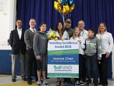 The Ed Fund 2018