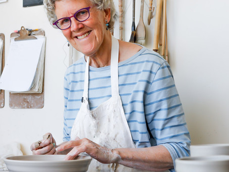 A Master Potter Celebrates 50 Years in Clay