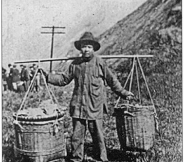The Immigrant Chinese Influence on the  Bay Area and Pinole