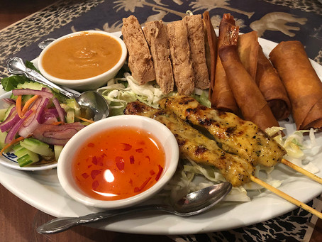 Thai Spice Restaurant - Fine Thai Dining in the Heart of Downtown Pinole