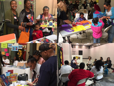 It Takes A Village - The West Contra Costa Literacy Coalition is uniting the community with shared