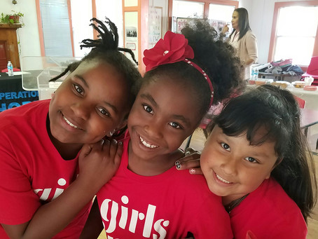 Girls Inc. - Empowering girls by showing them a larger world