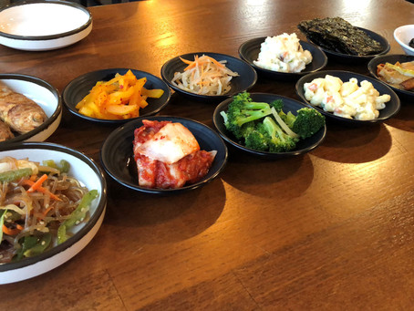 JUMPING SPOON: The Place of Korean Cuisine