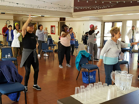 Enrichment and Socializing: Regional senior centers are the place to be