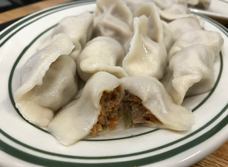 """New Dumpling - Start your New Year with a Visit to """"New Dumpling"""""""