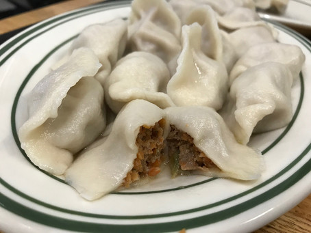 "New Dumpling - Start your New Year with a Visit to ""New Dumpling"""