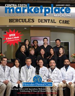 CC Cover Herc Dental 0121HR
