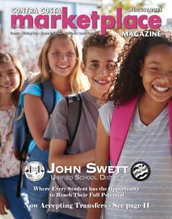 John Swett USD Cover 0821