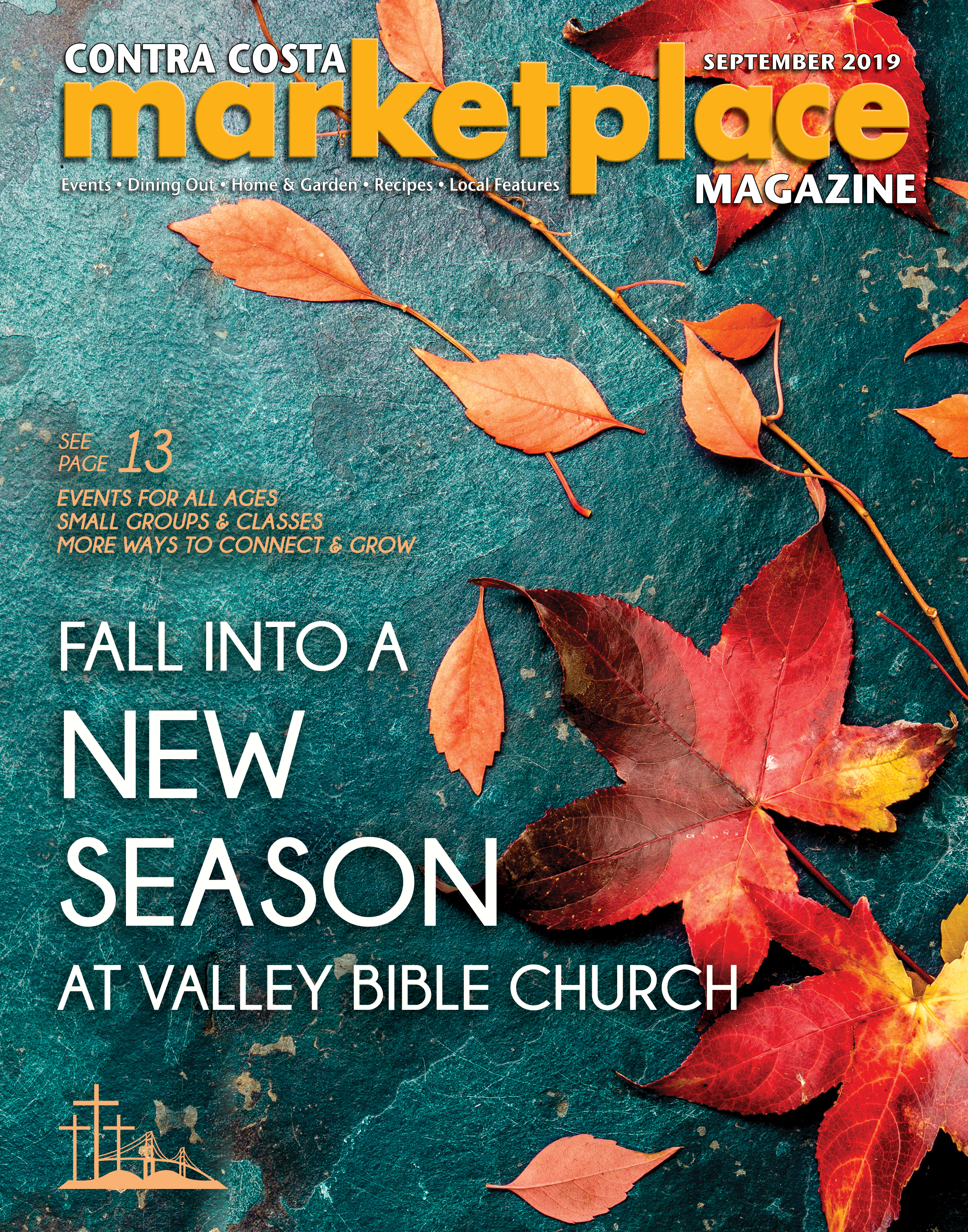 CC Valley Bible Church Cover 0919HR