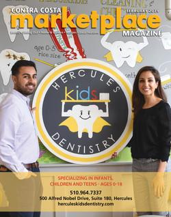 CC Cover Herc Kid Dentist 0219HR