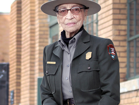 Reviving History - Betty Reid Soskin unearths some of  Richmond's otherwise forgotten WWII stories