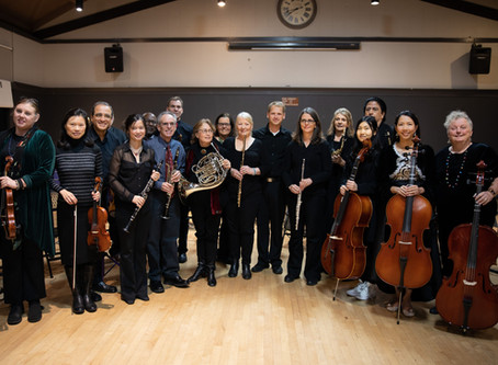 El Cerrito's New Amateur  Orchestra Is Music To Our Ears