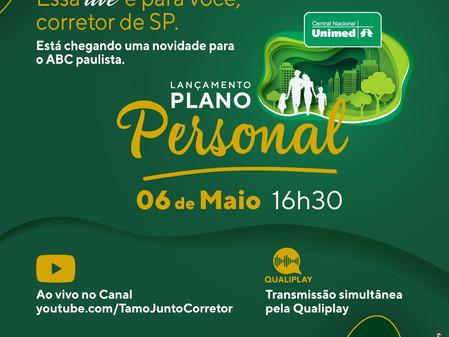 Qualicorp e Central Nacional Unimed promovem live para anunciar novos planos de saúde